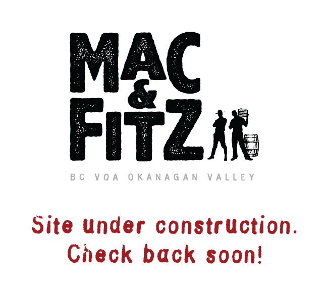 Mac and Fitz Check Back Soon Image
